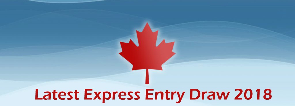 latest express entry draws 2018