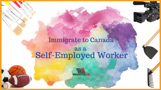 Immigrate to Canada as a self employed worker 3