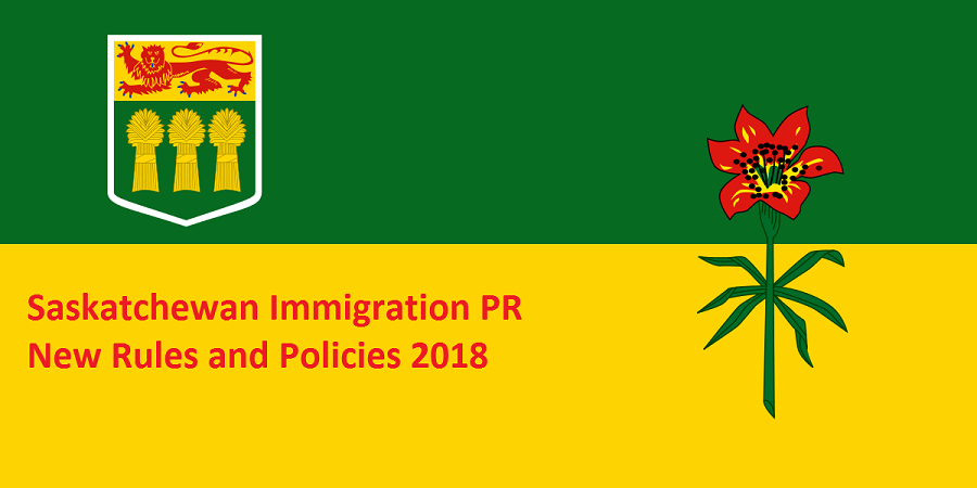 Saskatchewan Immigration 2018